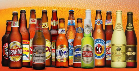 BE AB InBev Beers