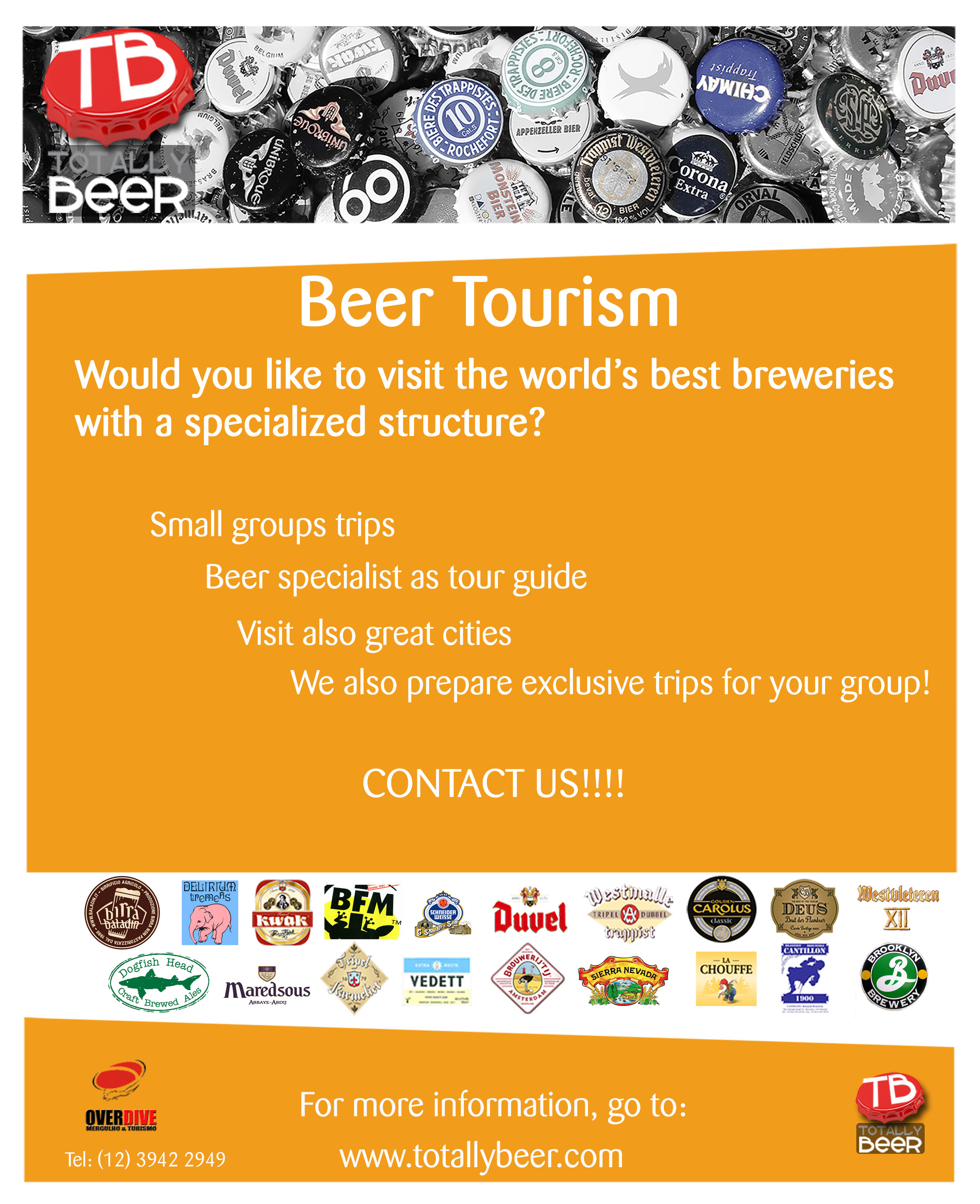 BE Beer Tourism