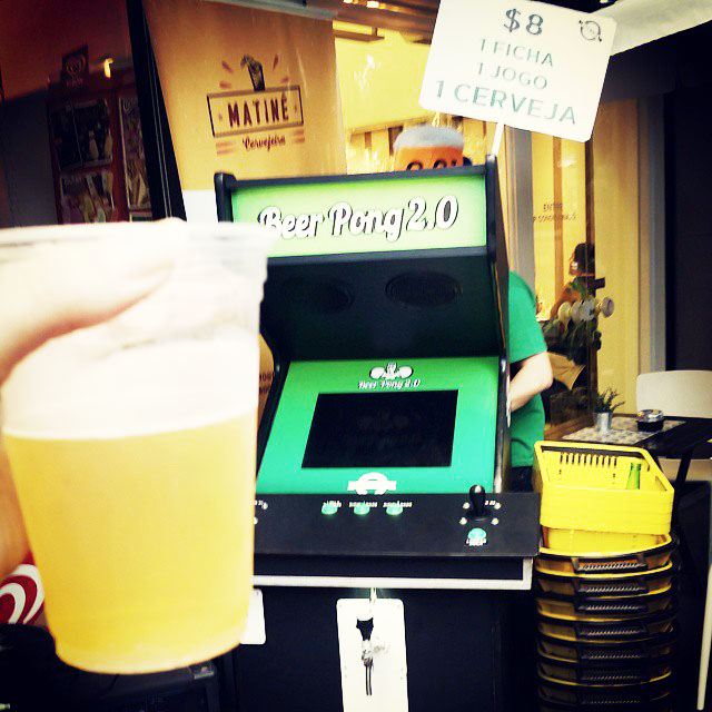 BE Beerama machine