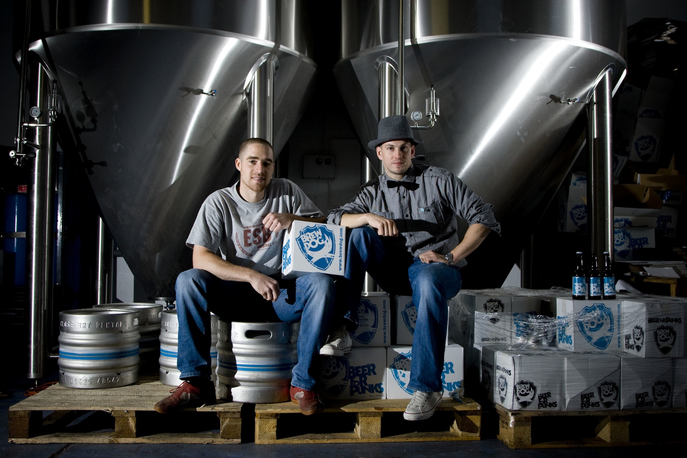 BE BrewDogOwners