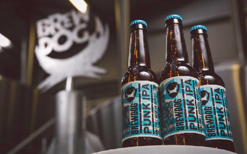 BE Brewdog Beer