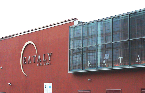 BE Eataly de Turin Zoom
