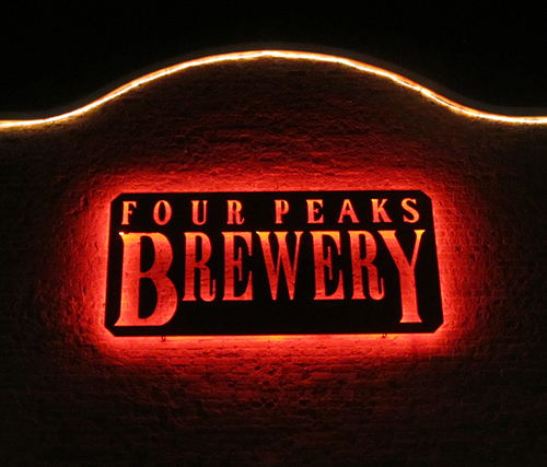 BE Four Peaks Brewery