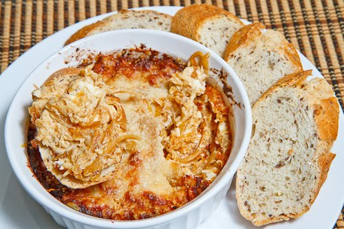BE IPA Caramelized Onion Dip