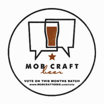 BE MOBCraft beer logo
