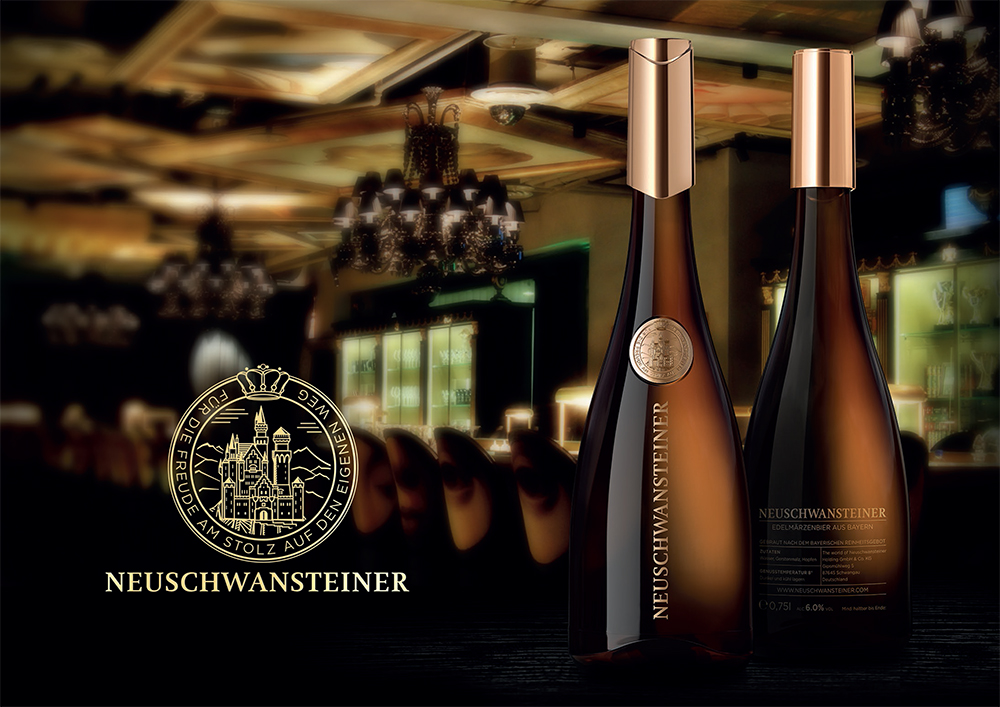BE Neuschwansteiner beer