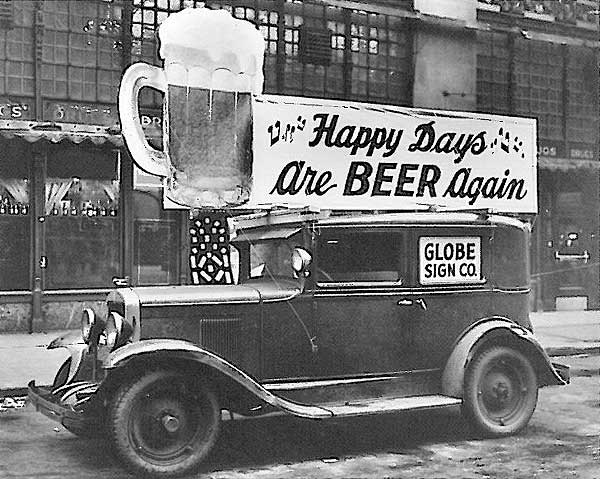 BE Prohibition Car