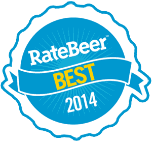 BE Rate Beer Melhores 2014