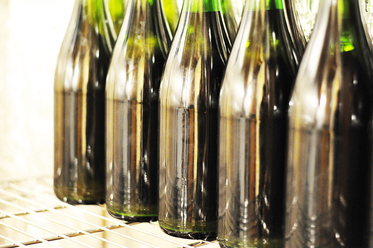BE Secondary Fermentation Bottles