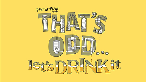BE That's Odd, Let's Drink It