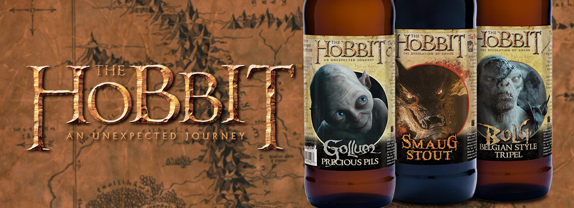 BE The Hobbit Series