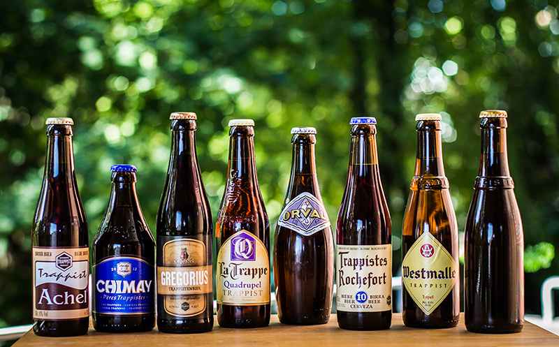 BE Trappist Beers