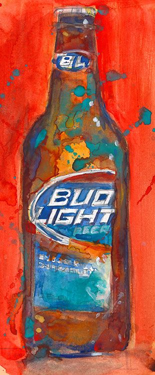 Arte Bud Light