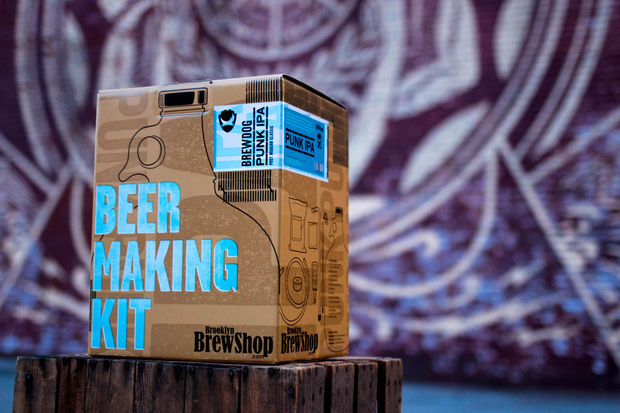 Brewdog Kit Beer Making 4