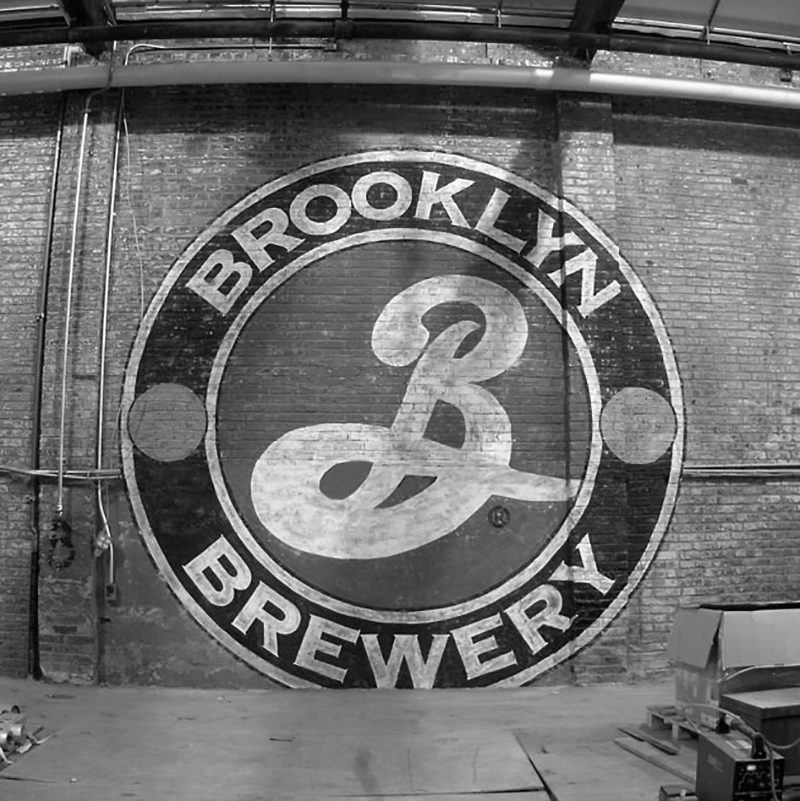 Brooklyn Logo BW