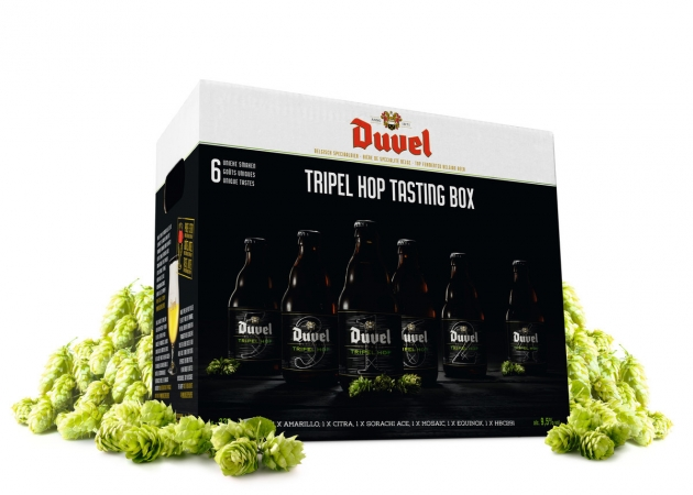 Duvel Tripel Hop Kit