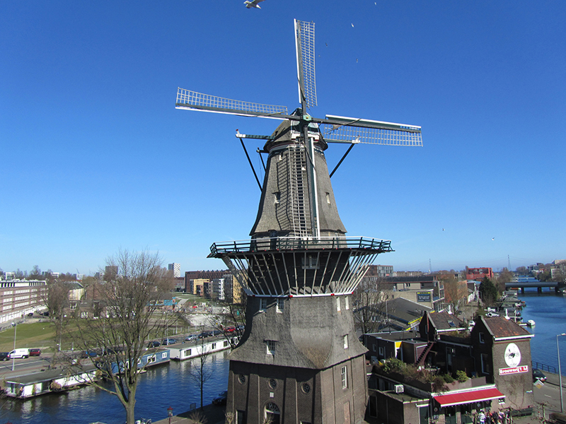 Gooyer windmill
