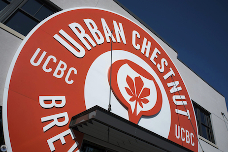 Urban Chestnut Entrance