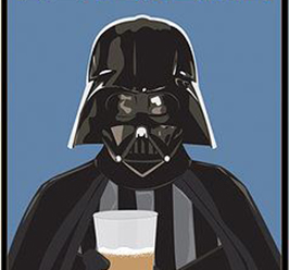 May the brew be with you!