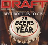 Draft Magazine's Best of 2014