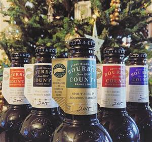 Goose Island is issuing refunds for 2015 Bourbon County
