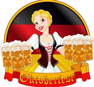 When I say Oktoberfest, you say...