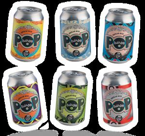 Baladin is selling beer in cans!