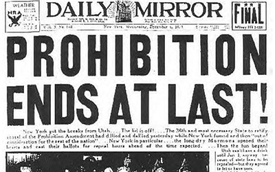 The effects of Prohibition - Part 01 - Tax