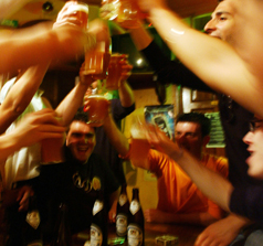Switzerland fights the alcohol abuse